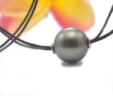 Tahitian Pearl Necklace Transal