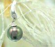 Tahihtian pearl Pendant AliiKaioe
