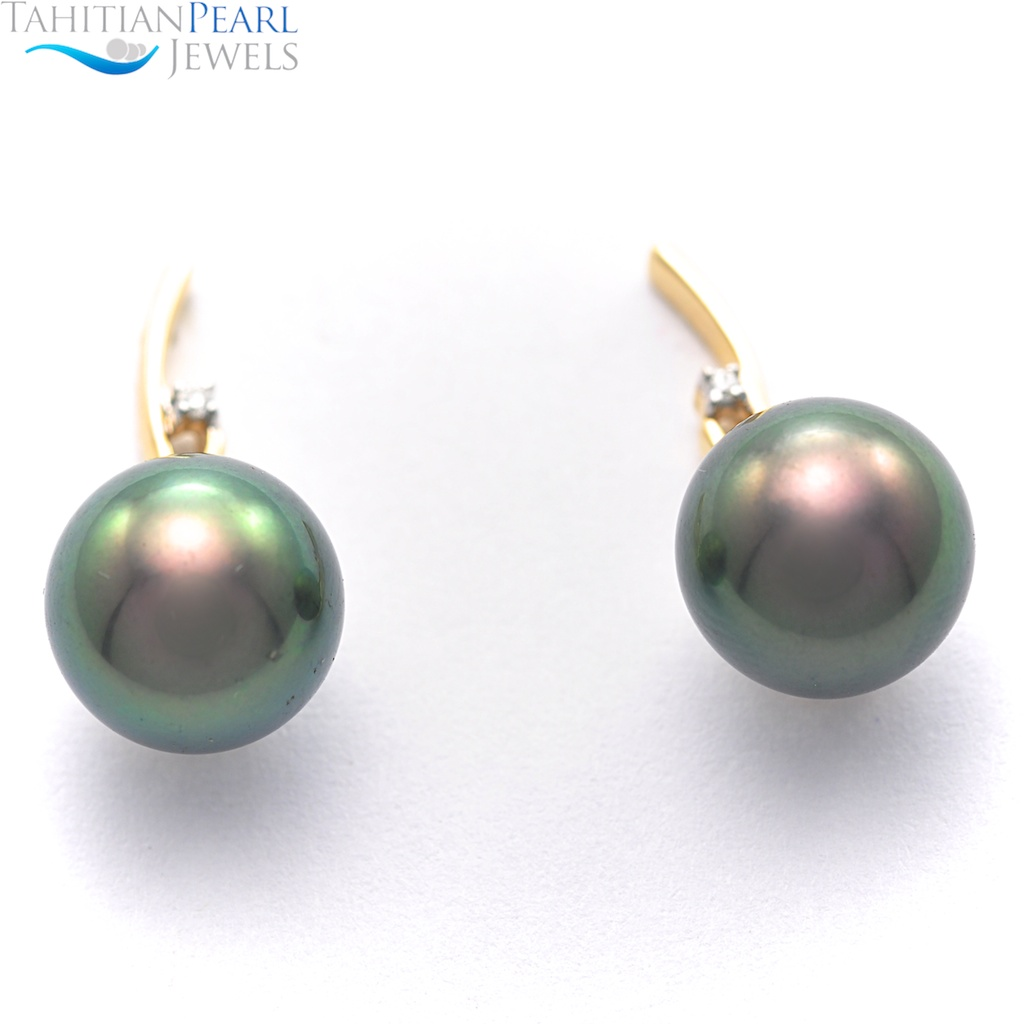 tahitian from green product aaa pearls pearl tahiti loose peacock