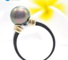 Tahitian Pearl Ring Chloe