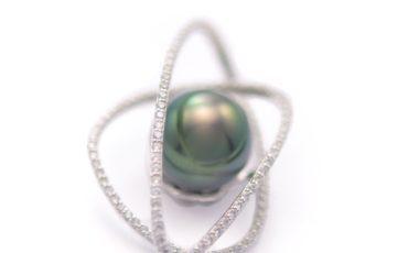 Tahitian Pearl Pendant Dalida