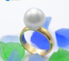 South Sea Pearl Ring Ella