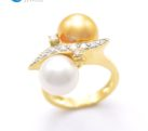 South sea Pearl Ring Kayla